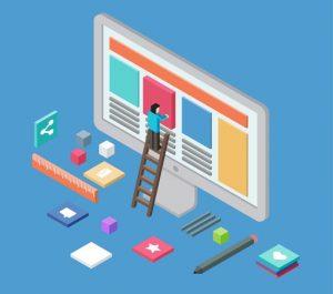 مراحل آموزش طراحی سایت